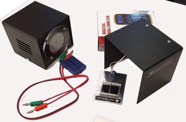بسته آموزشی سلول خورشیدی