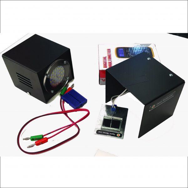 بسته آموزشی سلول خورشیدی ON-ivSol-01