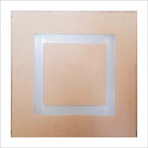 پنل روشنایی ال ای دی مخصوص اتاق تمیز ON-Recessed-6060-CL