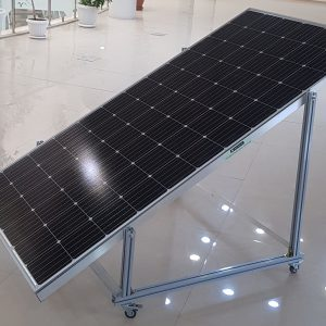 استراکچر قابل حمل پنل خورشیدی